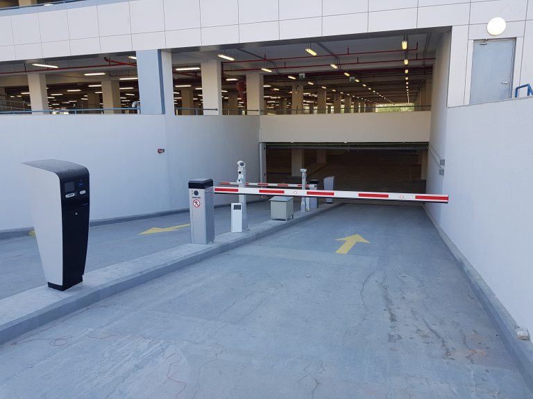 Automated Access Control Systems, Basement Entry Systems