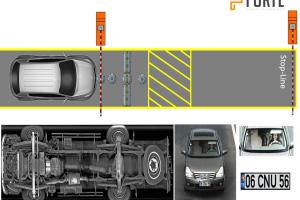 Under Vehicle Inspection Camera